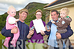 BIG BILL: Tim O'Connor and his partner Sabine Lallemand of the Gap of Dunloe, with Tim's brother ... Owen to finish/......
