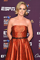 Amanda Davies at the BT Sport Industry Awards 2017 at Battersea Evolution, London, UK. <br /> 27 April  2017<br /> Picture: Steve Vas/Featureflash/SilverHub 0208 004 5359 sales@silverhubmedia.com