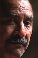Funcionário do Museu do Marajó.<br /> Cachoeira do Arari, Pará, Brasil.<br /> 08/05/2006<br /> Foto Paulo Santos/Interfoto