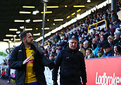 2nd February 2019, Turf Moor, Burnley, England; EPL Premier League football, Burnley versus Southampton; Danny Ings of Southampton acknowledges the Burnley fans applause after he is substituted in the first half due to injury
