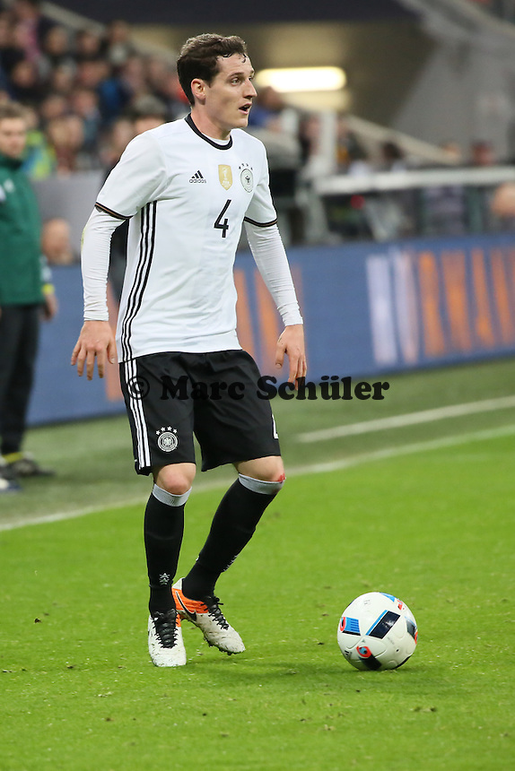 Sebastian Rudy (D) - Deutschland vs. Italien, Allianz Arena München