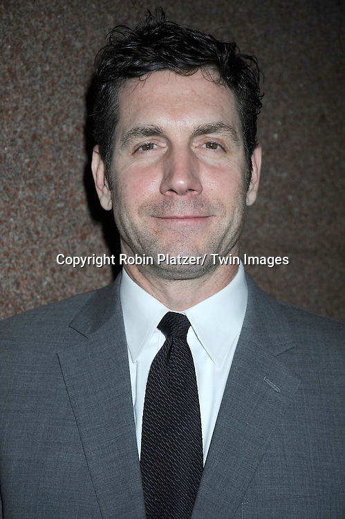 Exec Producer of One Life To Live Frank Valentini attending The 63rd Annual Writers Guild Awards on February 5, 2011 at the AXA Equitable Center in New York City.