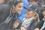 23rd September, 2006. .European Ryder Cup Team WAGs during the afternoon fourball session of the second day of the 2006 Ryder Cup at the K Club in Straffan, County Kildare in the Republic of Ireland..Photo: Eoin Clarke/ Newsfile.