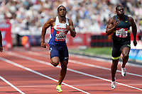 during the Muller Anniversary Games at The London Stadium on 9th July 2017
