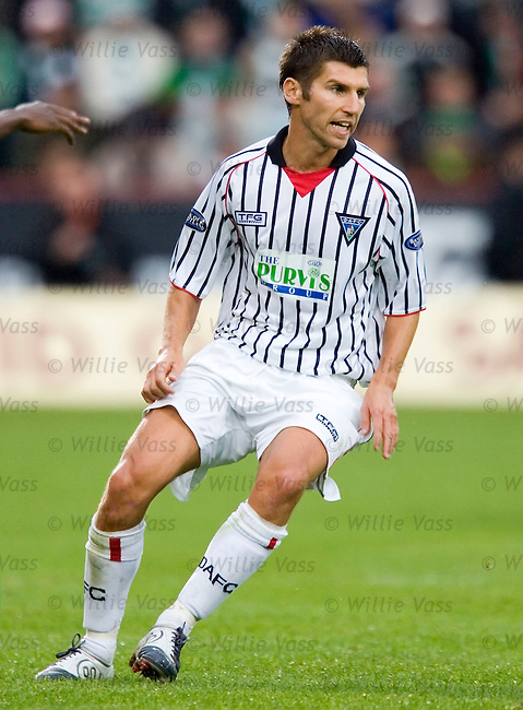 Mark Burchill, Dunfermline.stock season 2005-2006.pic willie vass