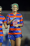 22 November 2013: Florida's Caroline Triglia. The University of Florida Gators played the Duke University Blue Devils at Koskinen Stadium in Durham, NC in a 2013 NCAA Division I Women's Soccer Tournament Second Round match. Duke won the game 1-0.