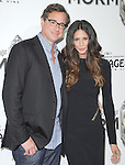 Bob Saget and Hope Dworaczyk at The .Book of Mormon Opening Night held at The Pantages Theatre in Hollywood, California on September 12,2012                                                                               © 2012 Hollywood Press Agency
