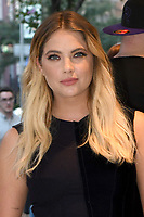 NEW YORK, NY - AUGUST 8: Ashley Benson arriving to the Good Time premiere at the SVA Theater in New York City on August 8, 2017. <br /> CAP/MPI/JP<br /> &copy;JP/MPI/Capital Pictures