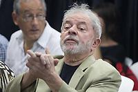 16.03.2018 - Lula durante lançamento de seu livro em SP