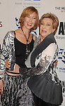 BEVERLY HILLS, CA - MARCH 24: Cloris Leachman and Dinah Englund attend the 26th Genesis Awards at The Beverly Hilton Hotel on March 24, 2012 in Beverly Hills, California.
