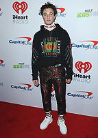 LOS ANGELES - NOVEMBER 30:  Cameron Dallas at the KIIS FM's Jingle Ball 2018 Presented By Capital One on November 30, 2018 at the Forum in Los Angeles, California. (Photo by Scott Kirkland/PictureGroup)