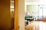 "The Catholic nuns run the Our Lady of Perpetual Help Home in Atlanta. The hospital is a place for people with terminal diseases and no money to go. Each nun is assigned a certain number of patients and prays with them and feeds them all day every day. They have one day off a month and two weeks off per year..Sister Damien, 61, has been a nun for 33 years. She said she was a free spirit. ""I had a motorcycle, a horse, but something in me water something more... I began to question what was my plan."" ."