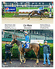 La Key winning at Delaware Park on 10/8/16