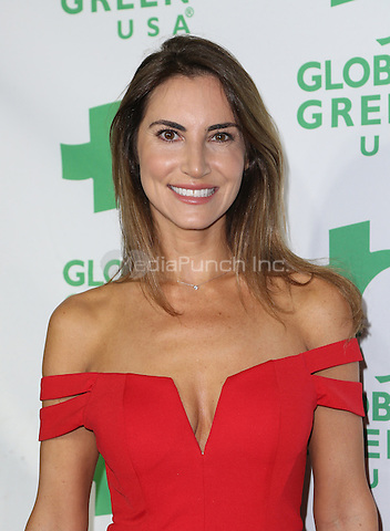 Hollywood, CA - February 22: Audrey Slade, At 14th Annual Global Green Pre Oscar Party, At TAO Hollywood In California on February 22, 2017. Credit: Faye Sadou/MediaPunch