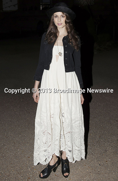 Pictured: Troian Bellisario<br /> Mandatory Credit &copy; AFFR/Broadimage<br /> Appart from the Paris Fashion Week - Ready to Wear AW 2014/15 - &quot;Fashion Show H&amp;M&quot;<br /> <br /> 2/26/14, Paris, Paris, France<br /> <br /> Broadimage Newswire<br /> Los Angeles 1+  (310) 301-1027<br /> New York      1+  (646) 827-9134<br /> sales@broadimage.com<br /> http://www.broadimage.com