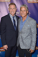 """LOS ANGELES - MAY 2:  Johnny Chaillot, Greg Louganis at the """"The Bodyguard"""" Play Opening at the Pantages Theater on May 2, 2017 in Los Angeles, CA"""