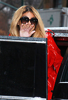 NEW YORK, NY - JANUARY 12: Wendy Williams seen after an appearance on ABC's The View in New York City on January 12, 2018. <br /> CAP/MPI/RW<br /> &copy;RW/MPI/Capital Pictures