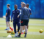 17.05.2019 Rangers training: Jermain Defoe