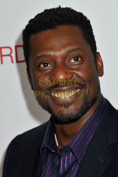 "EAMONN WALKER .""Cadillac Records"" Los Angeles Premiere at Grauman's Egyptian Theatre, Hollywood, California, USA..November 24th, 2008.headshot portrait goatee beard facial hair .CAP/ADM/BP.©Byron Purvis/AdMedia/Capital Pictures."