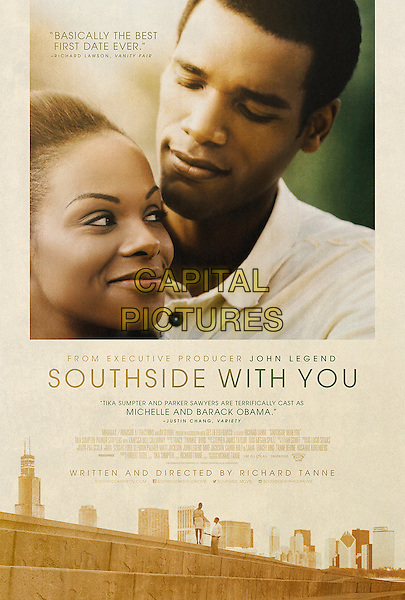 Southside with You (2016) <br /> POSTER ART<br /> *Filmstill - Editorial Use Only*<br /> CAP/FB<br /> Image supplied by Capital Pictures