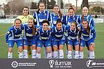 Spanish Women's Football League Iberdrola 2017/18 - Game: 18.<br /> RCD Espanyol vs Sporting Huelva: 1-0.
