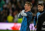 Real Madrid CF's Toni Kroos warms up before La Liga match. Mar 01, 2020. (ALTERPHOTOS/Manu R.B.)