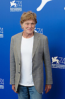 U.S. actor Robert Redford attends a photo call for the movie 'Our Souls At Night' at the 74th Venice Film Festival, Venice Lido, September 1, 2017. <br /> UPDATE IMAGES PRESS/Marilla Sicilia<br /> <br /> *** ONLY FRANCE AND GERMANY SALES ***