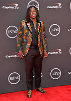 Kareem Hunt at the 2018 ESPY Awards at the Microsoft Theatre LA Live, Los Angeles, USA 18 July 2018<br /> Picture: Paul Smith/Featureflash/SilverHub 0208 004 5359 sales@silverhubmedia.com