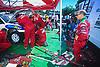 Didier AURIOL (FRA)-Denis GIRAUDET (FRA), TOYOTA Corolla WRC #4, AUSTRALIA RALLY 1999