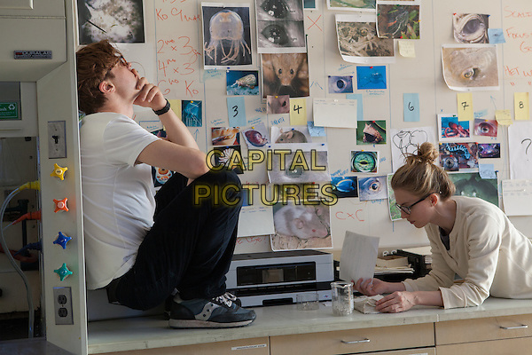 Michael Pitt, Brit Marling<br /> in I Origins (2014) <br /> *Filmstill - Editorial Use Only*<br /> CAP/NFS<br /> Image supplied by Capital Pictures