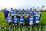 Tralee RFC who participated in the West Munster Mini Blitz in Cahersiveen on Saturday were front l-r; Danny Lane, Rory MacEntee, Barry O'Sullivan, Joseph Dineen, Jake Richie, Sean Sargent, back l-r; Harry Murphy, Eoin Keane, Sean Óg O'Connor, Daragh McMahon, Luke Galvin, Jack Lynch, Gavan Deasy, Luca Cronin & Ben O'Connor.