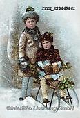 Isabella, CHRISTMAS SANTA, SNOWMAN, WEIHNACHTSMÄNNER, SCHNEEMÄNNER, PAPÁ NOEL, MUÑECOS DE NIEVE, nostalgic, paintings+++++,ITKEK29647861,#X#