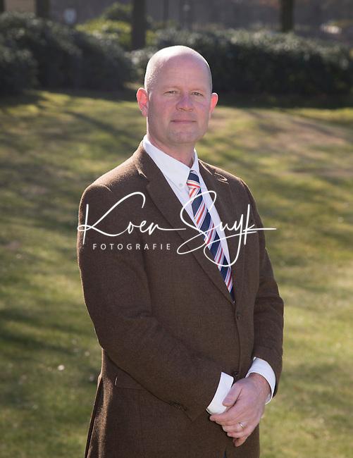 EEMNES - NGF medewerker, belast met oa GEO en Milieubeleid of de golfbanen, JORIS SLOOTEN. COPYRIGHT KOEN SUYK