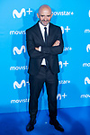 Antonio Lobato attends to blue carpet of presentation of new schedule of Movistar+ at Queen Sofia Museum in Madrid, Spain. September 12, 2018. (ALTERPHOTOS/Borja B.Hojas)