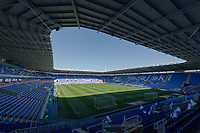 Photographer David Horton/CameraSport<br /> <br /> The EFL Sky Bet Championship - Reading v Blackburn Rovers - Saturday 21st September 2019 - Madejski Stadium - Reading<br /> <br /> World Copyright © 2019 CameraSport. All rights reserved. 43 Linden Ave. Countesthorpe. Leicester. England. LE8 5PG - Tel: +44 (0) 116 277 4147 - admin@camerasport.com - www.camerasport.com