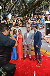 CORAL GABLES, FL - APRIL 28: Cynthia Bague, Karla Gomez, Juan Manuel Cortez and  Luis Alfonso Borrego arrives at the Billboard Latin Music Awards at the BanKUnited Center on Thursday April 28, 2016 in Miami, Florida.  ( Photo by Johnny Louis / jlnphotography.com )