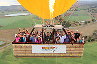 20140319 March 19 Hot Air Balloon Gold Coast