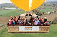20140319 March 19 Hot Air Balloon Gold Coast