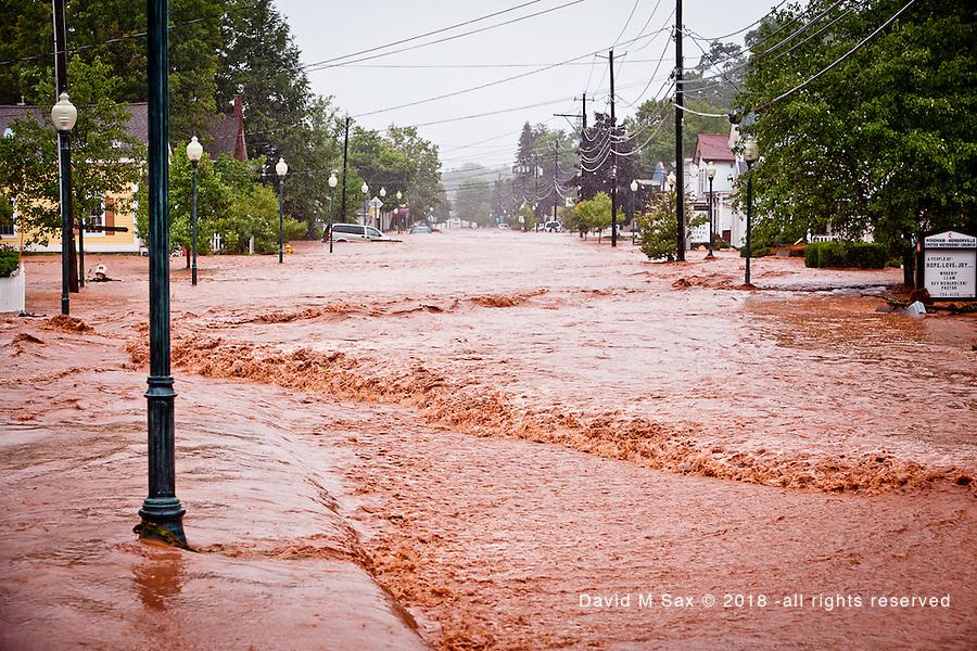 8.28.11 - Windham Flood...