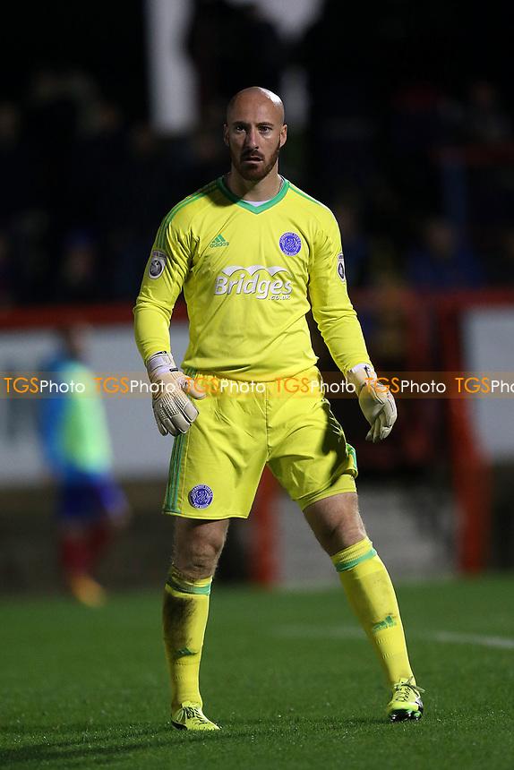 Jake Cole of Aldershot Town during Aldershot Town vs Dagenham & Redbridge, Vanarama National League Football at the EBB Stadium on 3rd October 2017