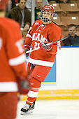Alec Martinez (MiamiU - Rochester, MI) is announced as a starter before the 2007 NCAA Northeast Regional Final on Sunday, March 25, 2007 at the Verizon Wireless Arena in Manchester, New Hampshire.