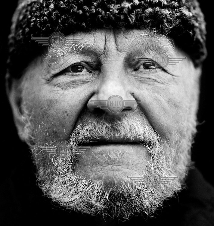 """Yosif Kuchvalsky (born 1913), a Russian veteran of World War II (WW2)..""""I come from a good family from White Russia.  My grandfather was a colonel in the Tsar's army.  After the Communists seized power, our family was sent to a labour camp in Archangelsk.  My mother had already fled to her brother's in Moscow.  In 1937 she was found and shot.  My father and I managed to escape from the camp after two attempts."""".""""When war broke out, I suppressed my negative feelings for the Communist regime.  I chose to fight for my fatherland.  I wasn't fighting for Stalin.  It's Stalin's fault that millions of Russian soldiers were killed.  He had all the talented senior officers executed, so the army wasn't run properly.  Stalin didn't win the war, the people did.""""... CHECK with MRM/FNA"""