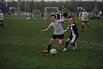 Germantown Legends Black vs. Soccer Ole Gold at Mike Rose Soccer Complex in Memphis, Tenn. on Monday, April 6, 2015. The match ended 2-2.