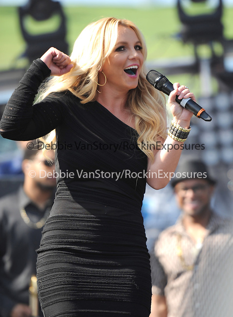Britney Spears at The 2013 KIIS FM Wango Tango held at The Home Depot Center in Carson, California on May 11,2009                                                                   Copyright 2013 DVS / RockinExposures
