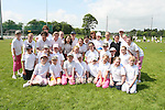 5th Class at Donacarney Girls NS Sports Day at Pilltown Club House...Photo NEWSFILE/Jenny Matthews.(Photo credit should read Jenny Matthews/NEWSFILE)....This Picture has been sent you under the condtions enclosed by:.Newsfile Ltd..The Studio,.Millmount Abbey,.Drogheda,.Co Meath..Ireland..Tel: +353(0)41-9871240.Fax: +353(0)41-9871260.GSM: +353(0)86-2500958.email: pictures@newsfile.ie.www.newsfile.ie.FTP: 193.120.102.198.