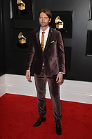 LOS ANGELES, CA - FEBRUARY 10: Ryan Hurd at the 61st Annual Grammy Awards at the Staples Center in Los Angeles, California on February 10, 2019. Credit: Faye Sadou/MediaPunch