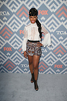 WEST HOLLYWOOD, CA - AUGUST 8: Angela Lewis, at 2017 Summer TCA Tour - Fox at Soho House in West Hollywood, California on August 8, 2017. <br /> CAP/MPI/FS<br /> &copy;FS/MPI/Capital Pictures