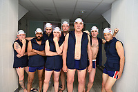 Swimming with Men (2018)<br /> (not in order) Thomas Turgoose, Jim Carter, ,Daniel Mays<br /> Adeel Akhtar, Rob Brydon, Rupert Graves, Nathaniel Parker<br /> *Filmstill - Editorial Use Only*<br /> CAP/PLF<br /> Image supplied by Capital Pictures