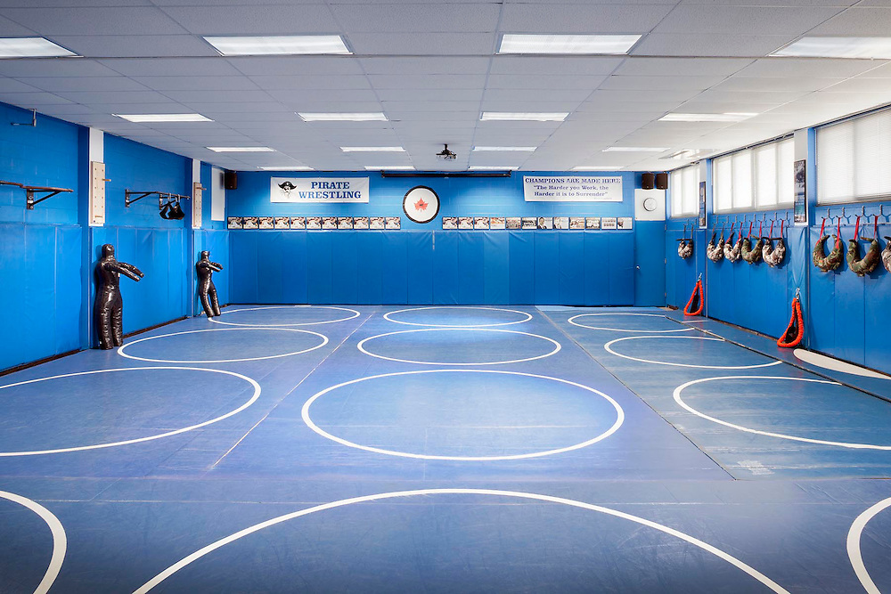 Pearl River Wrestling Gym