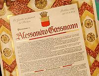 Alessandro Gasmann Cittadino di Napoli